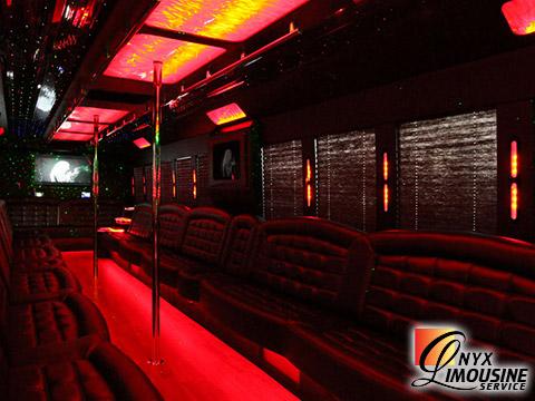 Houston party bus party bus rental houston houston party for Mega motors houston tx